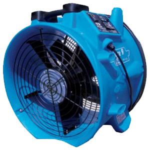 axial air movers