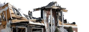emergency services fire damage