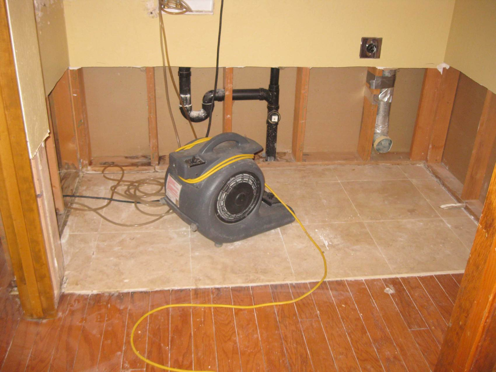 emergency services floor remediation