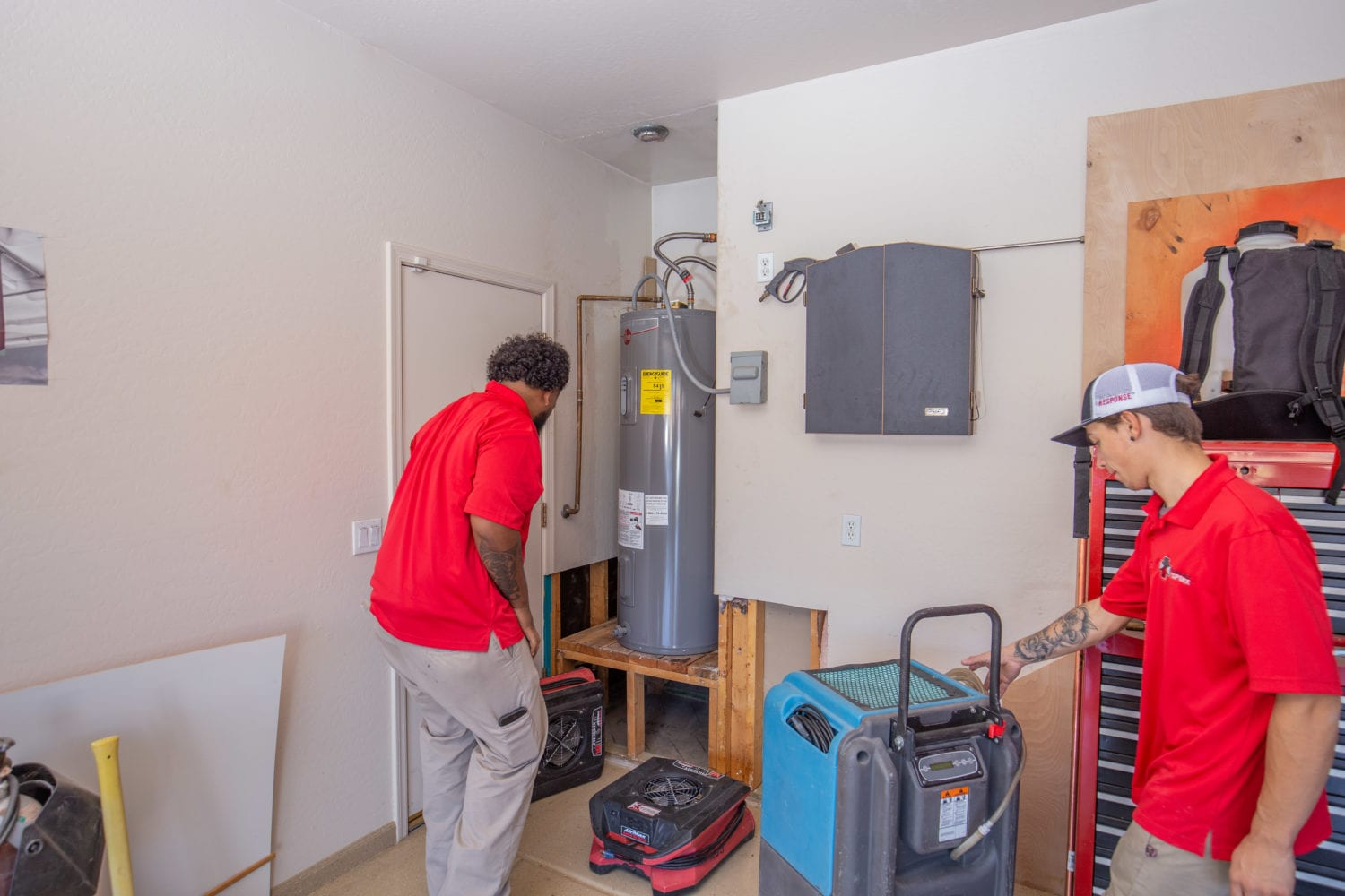 "Featured image for ""How to Repair Home Water Damage in Arizona: Choosing the Right Restoration Company"""