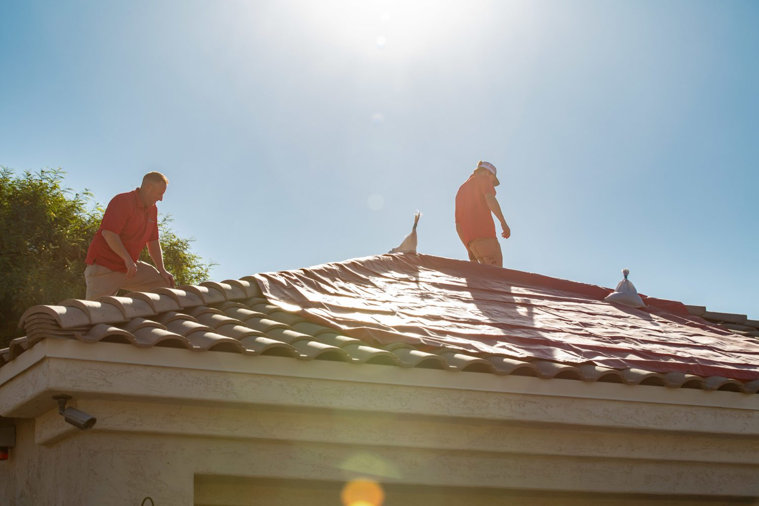 """Featured image for """"How to Prevent Roof Damage in Arizona"""""""
